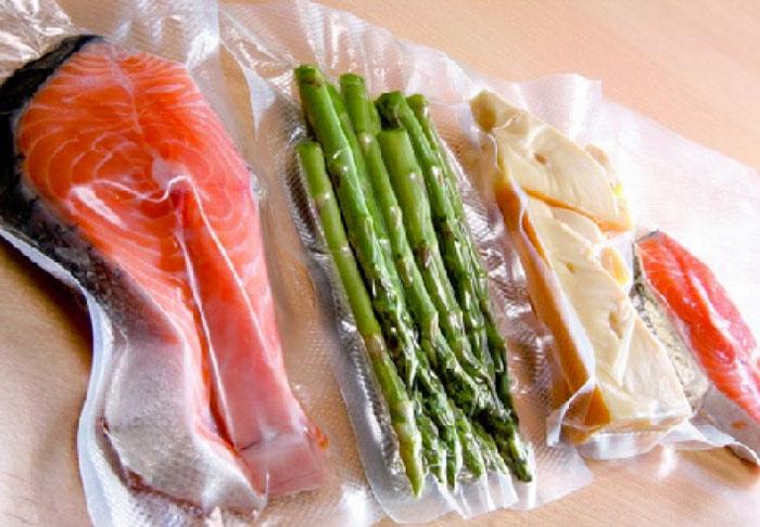 alimenti sottovuoto
