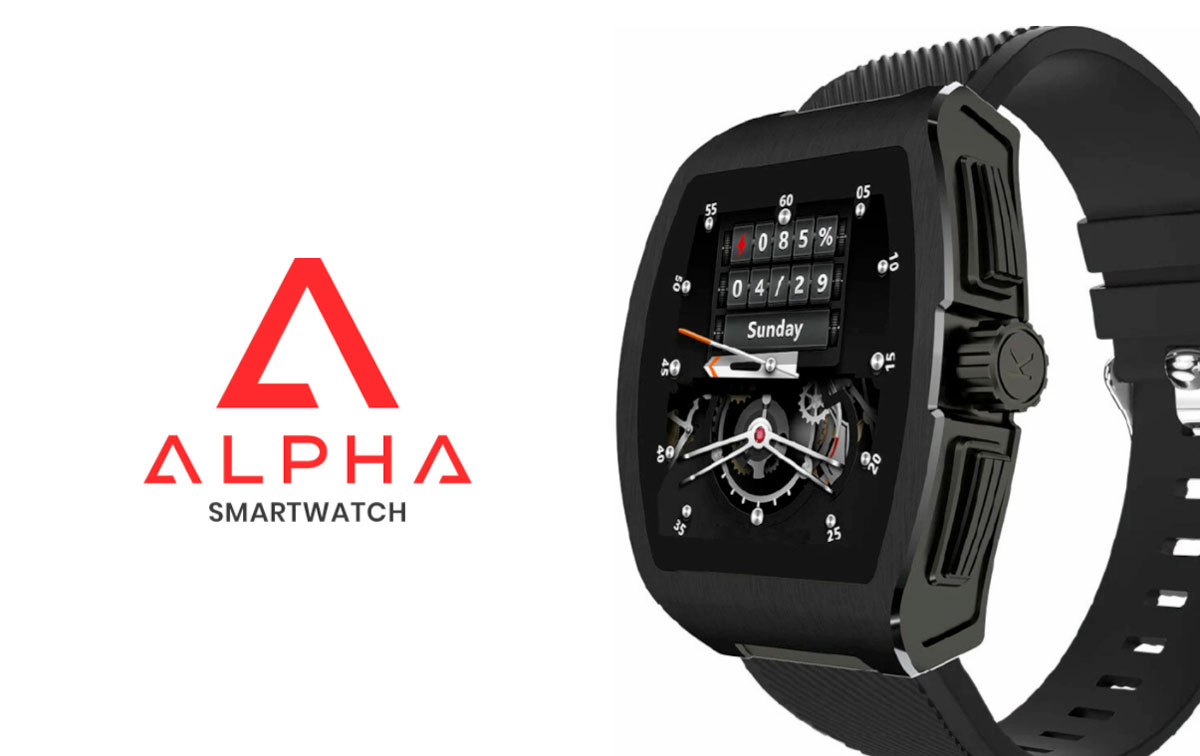 alpha smartwatch