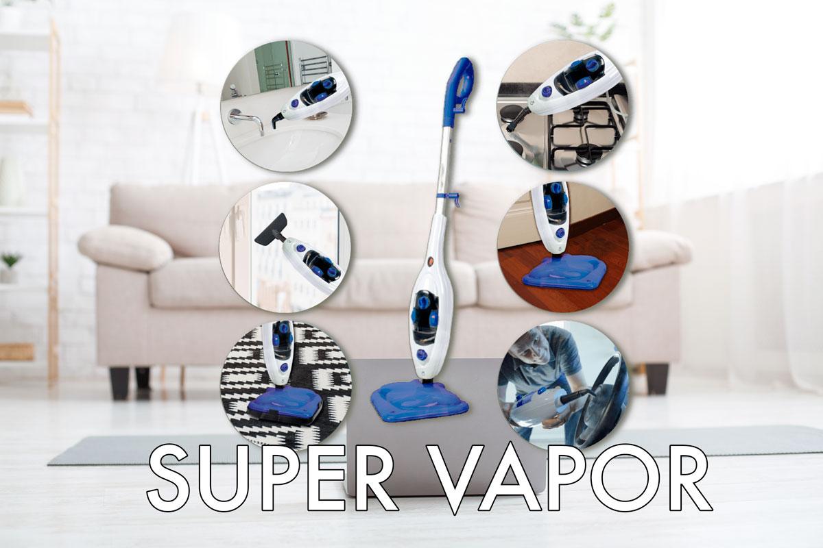 super vapor scopa a vapore