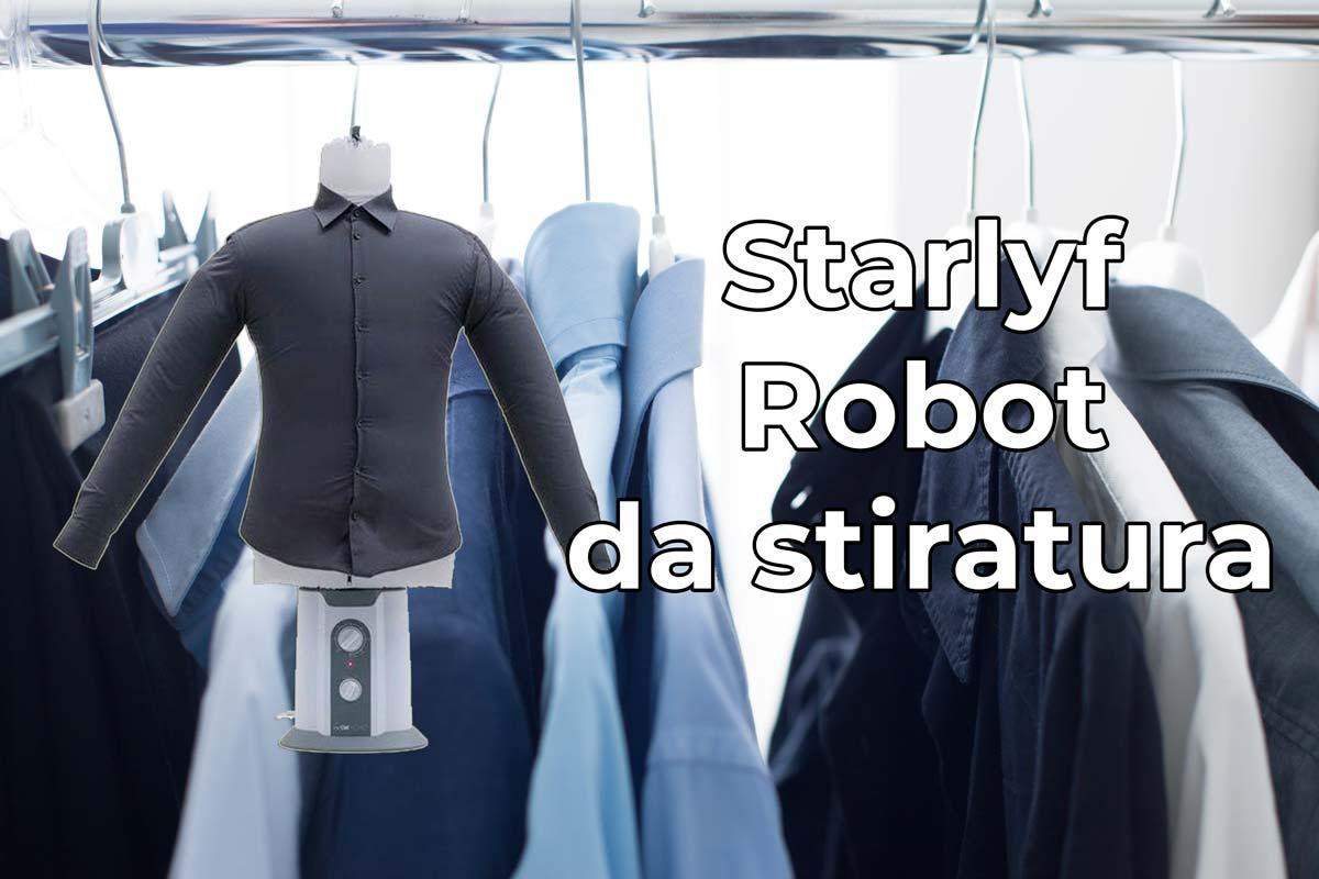 robot da stiratura starlyf