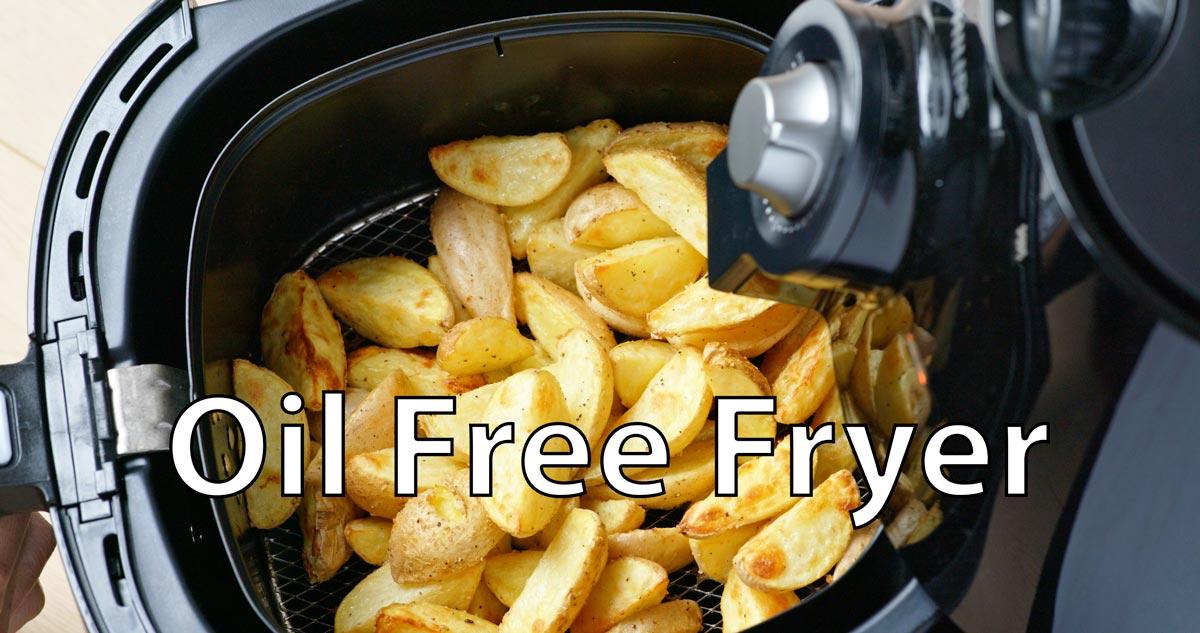 Oil Free Fryer friggitrice