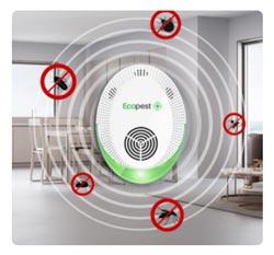 ecopest repellente elettronico